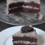 Rezept: vegane Oreo Torte