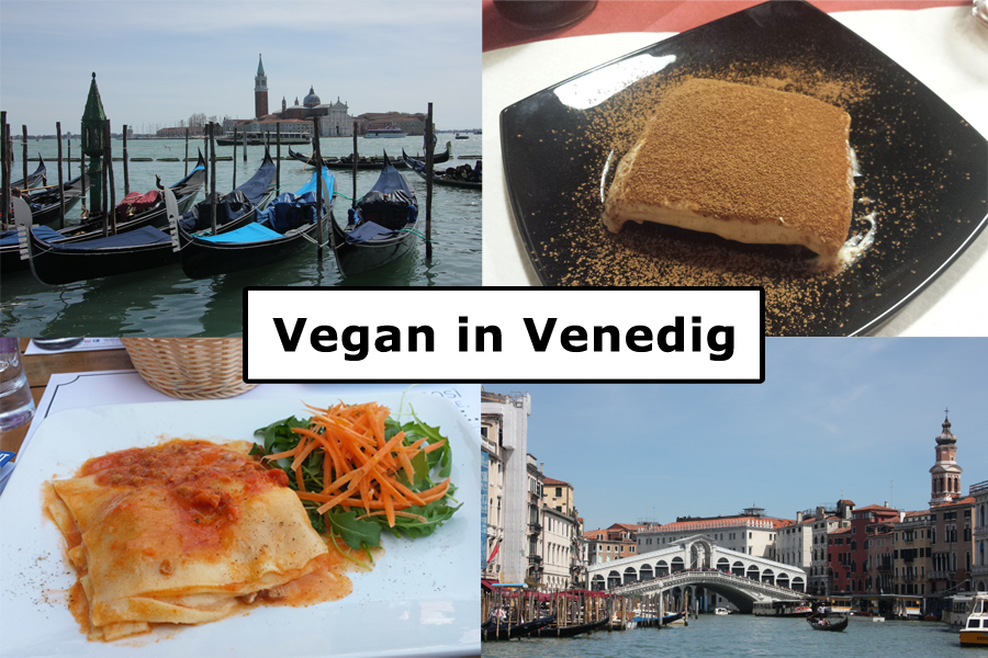 Vegan in Venedig