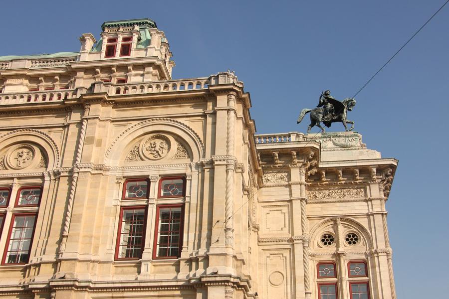Wien Kurztrip, Oper, Ring