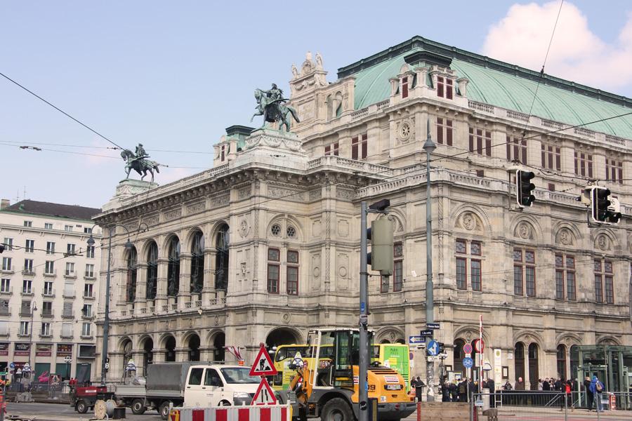 Wien Kurztrip, Oper
