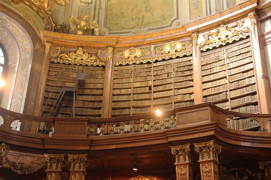 Wien Kurztrip, Nationalbibliothek