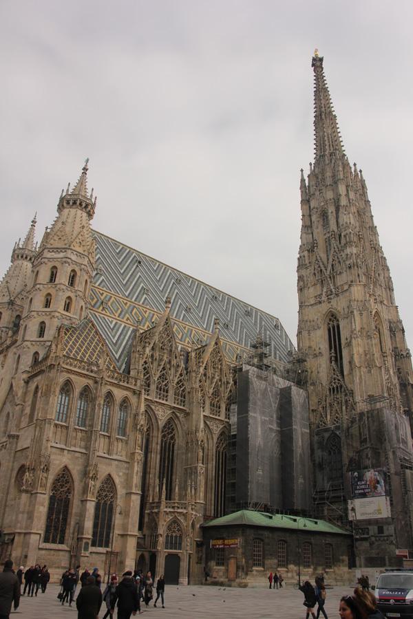 Wien Kurztrip, Stephansdom