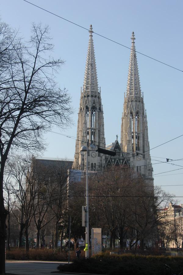 Wien Kurztrip, Votivkirche, Ring