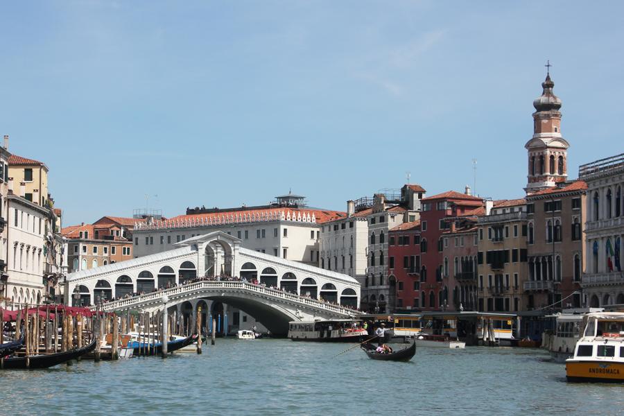 Kurztrip Venedig, Rialto Brücke