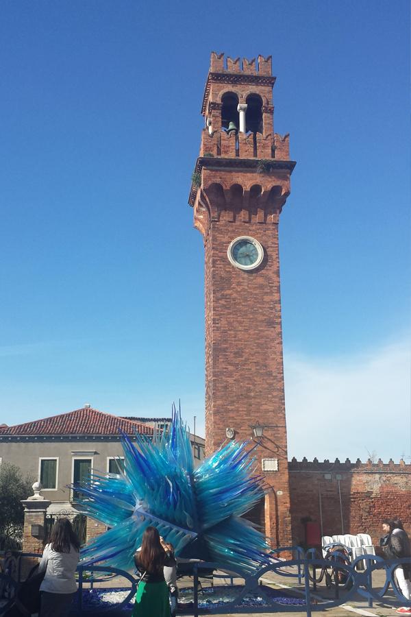 Kurztrip Venedig, Murano