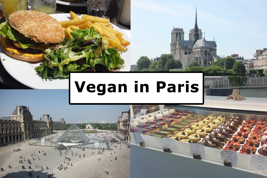vegane Restaurants in Paris