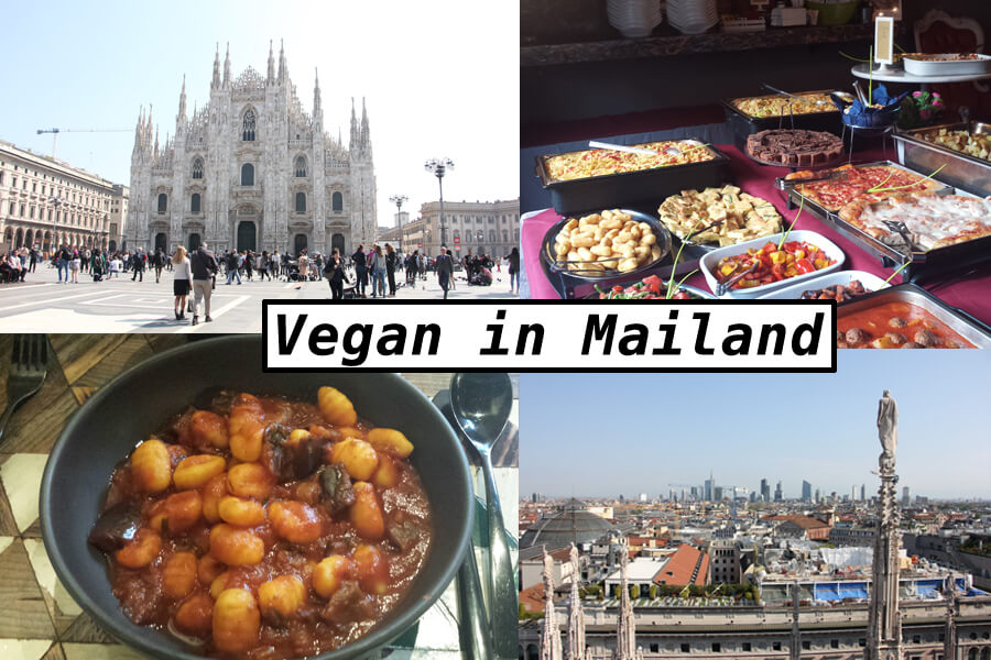Vegan in Mailand