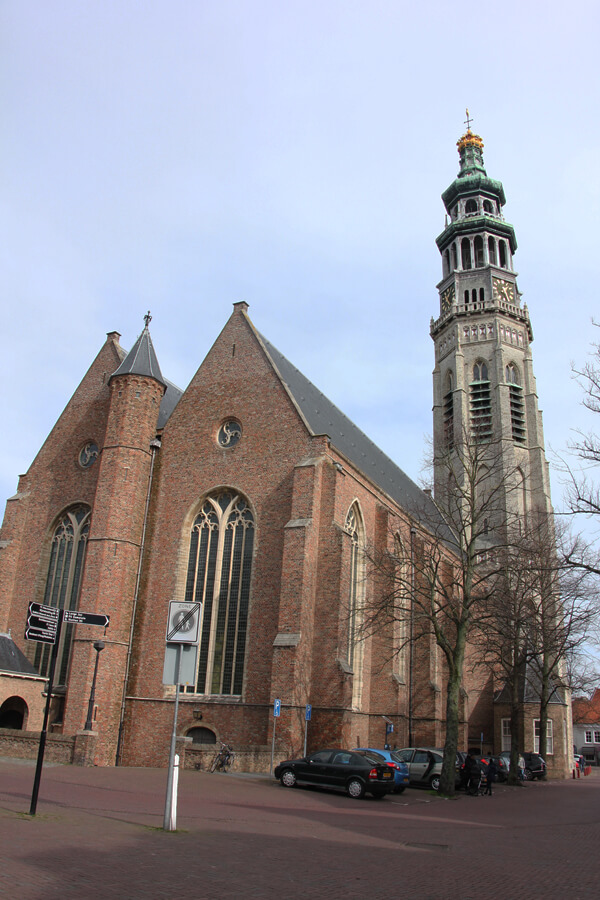 Der Lange Jan in Middelburg