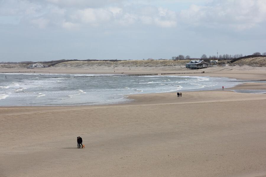 Strand bei Cazand Bad