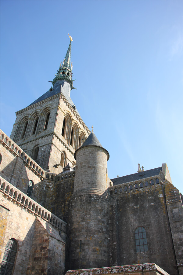 Abteikirch am Mont-Saint-Michel