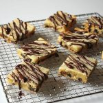 Rezept: Chocolate Chip Blondies (vegan)