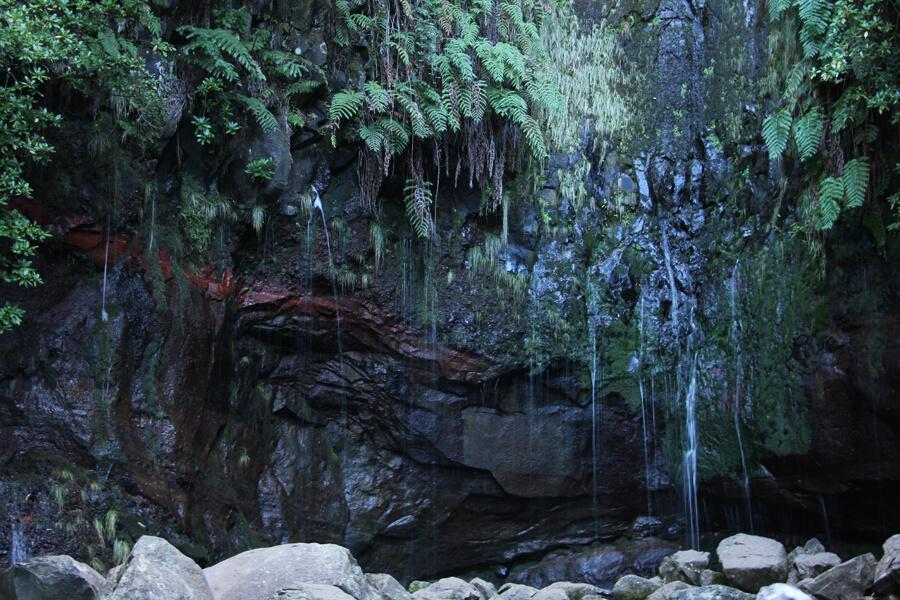25 Fontes auf Madeira