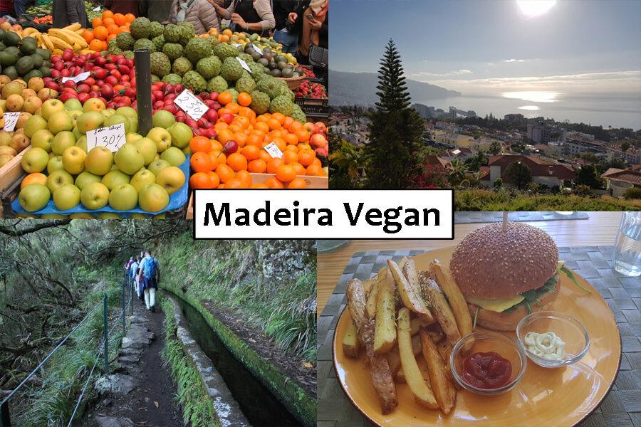 Madeira vegan