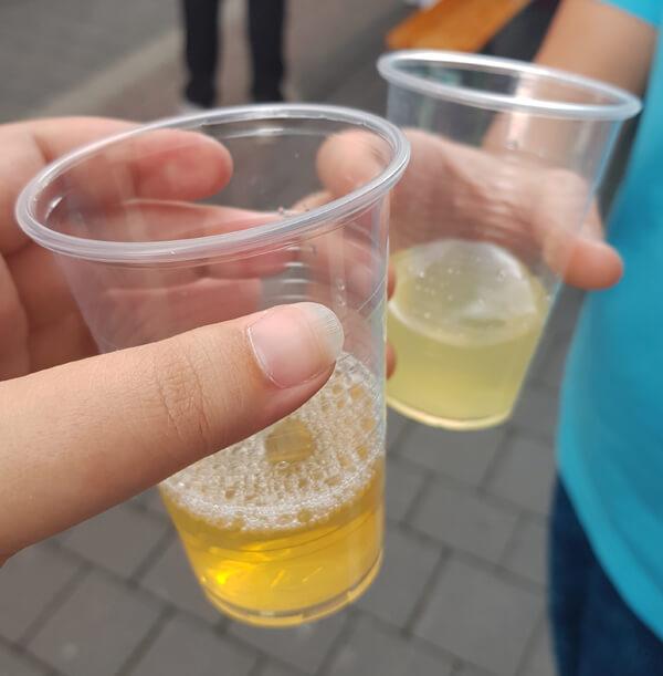 Drinks bei Flaschengeist