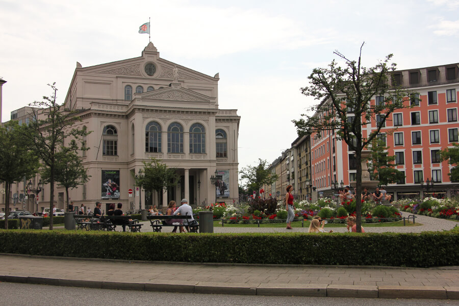 Theater in der Isar Vorstadt